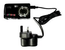 Mains Charger for Vivitar ViviCam T328 Digital Camera