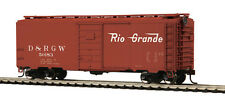 H0 MTH 85-74128 - 40' PS-1 Box Car - D&RG Rail #50183   NIB UNCATALOGED ITEM