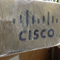 2 Pieces NEW SEALED CISCO ISR4431/K9 ISR 4431 with 4 onboard GE Router