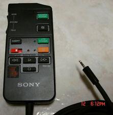 Sony Remote Control for GV-D200 GV-D300 GV-D800 GV-D900 GV-D1000 GV-F700 DSR-V10