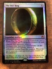 The One Ring Magic The Gathering MTG card Planeswalker Lord Of The Rings LOTR