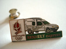 PINS VINTAGE SPORT ALBERVILLE 92 RENAULT EXPRESS OLYMPIC GAMES CAR wxc 18