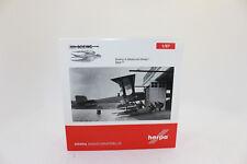 "Herpa 019316 Boeing & Westervelt Model 1 "" B&W "" 1:87 H0 NEW ORIGINAL PACKAGING"
