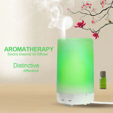 Electric Oil Essential Burner Aroma Diffuser Humidifiers Air Purifier LED 125ML