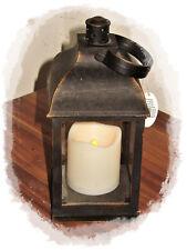 Laterne Windlicht LED Kerze Licht Haus Party Christmas Nacht Stimmung
