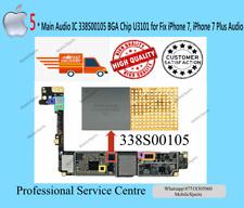 5 * Main Audio IC 338S00105 BGA Chip U3101 for Fix iPhone 7 iPhone 7 Plus Audio