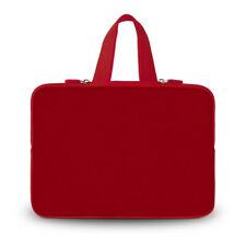 "15.6"" Red Laptop Sleeve Case Bag For TOSHIBA Sony HP Asus Lenovo Acer MSI Dell"