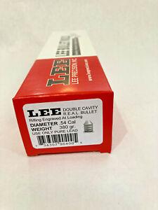 Lee 90400 54-380-REAL .54 Cal .557 Diameter 380 Grain R.E.A.L.  2-Cavity Mold