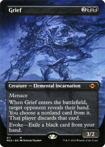 MTG -Grief - Mythic Rare - (Borderless) - Modern Horizons 2