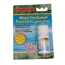 Crabworx Land Hermit Crab Water Conditioner 1 oz  30 ml 18021