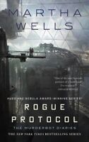 Rogue Protocol, Hardcover by Wells, Martha, Like New Used, Free shipping in t...