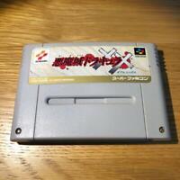 AKUMAJO DRACULA XX Nintendo Super Famicom SFC SNES CASTLEVANIA KONAMI JAPAN