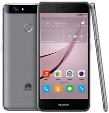 """Nuovo Huawei Nova CAN-L01 Grigio 32GB 3GB Ram 12MP GPS 5"""" LCD Smartphone"""