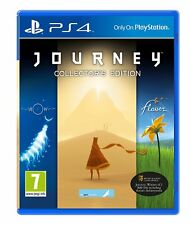 Journey - Collectors Edition [Sony PlayStation PS4 3 Games Adventure Online] NEW