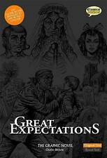 Great Expectations: Original Text: The Graphic Novel (British English)-ExLibrary