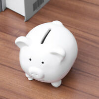 Coin Storage Box Ceramic Coin Bank Money Bank Decorative Saving Pot for Children