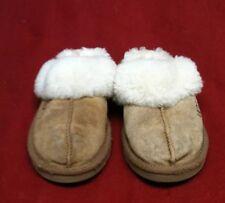 Nice Ugg Australia Sheepskin/wool Clogs Size 1 GUC