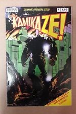 "KAMIKAZE #1 Now Comics KEY 1st Appearance SPEED RACER  ""NM/UNREAD"" (B18)"