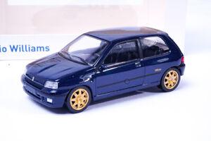 Modellino Renault Clio Williams 1993 Scala 1/43 Norev Die cast