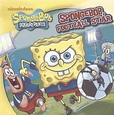 SpongeBob SquarePants, SpongeBob Football Star! (Hardback) New Book