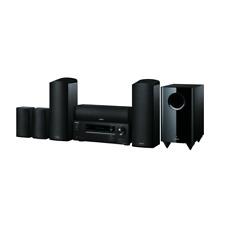 Onkyo HT-S5805 5.1.2-Kanal-Heimkinosystem Dolby Atmos® Bluetooth Schwarz