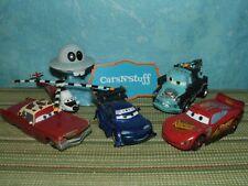 Disney Store Pixar Cars Toon: (Loose) Kabuto, Dex, Mater & More *Displayed Only*