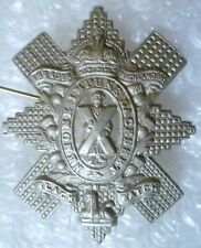 Badge- The Royal Highlanders Black Watch Badge KC (WM, Org) 2 LUG