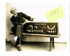 LIE DETECTOR SILENT MOVIE PHOTO 8X10 SCI-FI GLOSSY UNKNOWN NEW! MACHINES