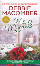 MR. MIRACLE by Debbie Macomber  * A Christmas Novel * Paperback