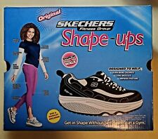 Women's SKECHERS Shape-ups 7.5 - ACTION PACKED - Gray/Pink - 11806/GYPK.