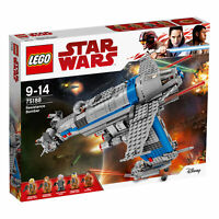 75188 LEGO STAR WARS Resistance Bomber 780 Pieces Age 9 Years+