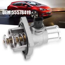 Thermostat + Sensor Fits Opel Vauxhall Signum Astra G H Meriva Vectra C Zafira B