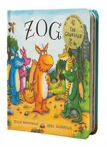 Zog Gift Edition Board Book-Julia Donaldson,Axel Scheffler