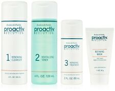 3 Proactiv 60 Day 4 Piece Kit Containing 3-Step System+purifyin Mask&Guide Book