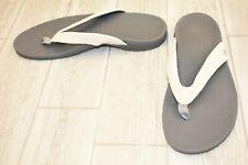 **New Balance Hayden Thong Sandal - Women's Size 10B - White/Gray