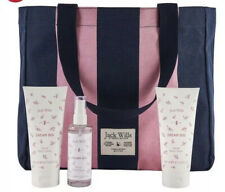 Jack Wills Ladies  Bath/body  Gift Set & Tote Bag New With Tags