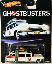Hot Wheels Premium 2020 Retro Entertainment GHOSTBUSTERS ECTO-1 NEW on Card