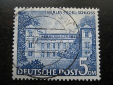 BERLIN GERMANY Mi. #60 used stamp! CV $24.00