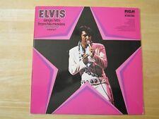 Elvis LP, Elvis Sings Hits From His Movies Volume 1, Germany, RCA INTS 1402