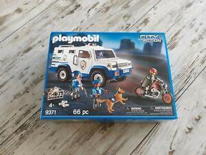 Playmobil City Action Geldtransporter (9371) NEU in ungeöffneter OVP