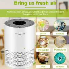 Air Purifier Air Cleaner for home with True Hepa Filter, Plug In Air Purifiers