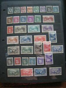 stamps Andorra