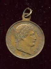 Médaille souvenir du centenaire de Napoléon Ier 15 Août 1869