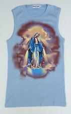 T-shirt débardeur homme MEN BY MEN bleu ciel Taille 2 Excellent état