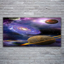 Wandbilder Glasbilder Druck auf Glas 120x60 Kosmos Weltall