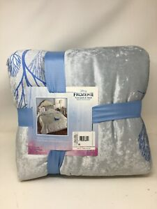 Frozen 2 Fearless Journey Twin Quilt & Sham Set