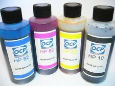 HP10 HP82 HP 10 & 82 CISS Cartouche D'encre Rechargeable Kit DESIGNJET 500 800 CC800PS