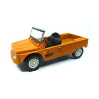 Norev 319201 Citroen Mehari orange - Retro Maßstab 1:64 Modellauto NEU!°