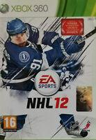 NHL 12 Microsoft Xbox 360, 2011, DVD-Box be the next great Legend OVP