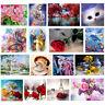 5D DIY Diamond Painting Rose Flower Embroidery Craft Cross Stitch Kit Home Decor